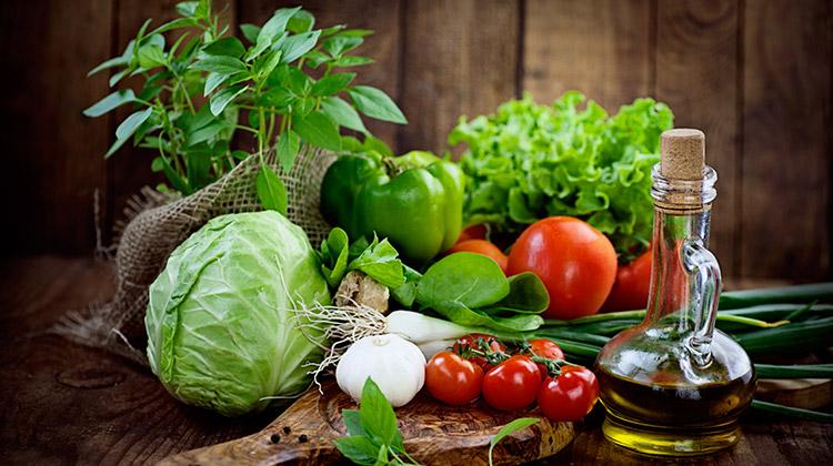 Frukt och grönt - KRAV-märkt