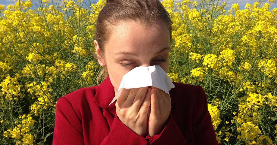 Allergitest hemma