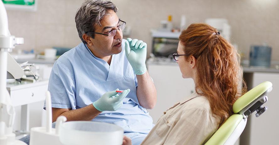 Hur blir man tandläkare?